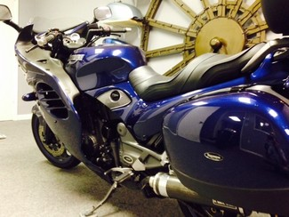 1996 Triumph TROPHY 900CC BLUE LOADED TOURING BIKE Cocoa, Florida 33