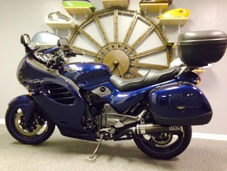 1996 Triumph TROPHY 900CC BLUE LOADED TOURING BIKE Cocoa, Florida 24