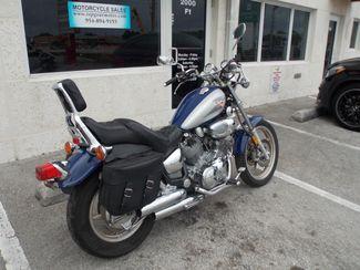 1996 Yamaha XV750 Virago Dania Beach, Florida 5