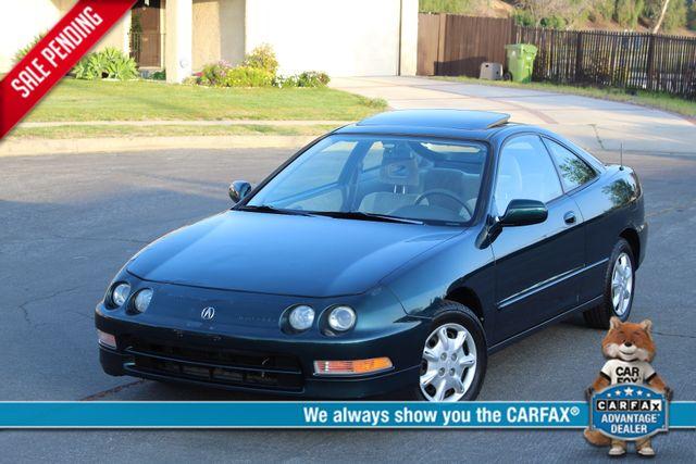 1997 Acura INTEGRA LS COUPE 98K ORIGINAL  MLS SERVICE RECORDS EXTRA CLEAN Woodland Hills, CA 0