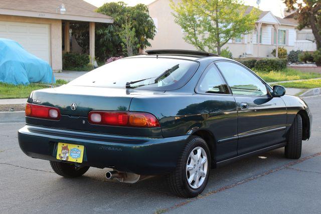 1997 Acura INTEGRA LS COUPE 98K ORIGINAL  MLS SERVICE RECORDS EXTRA CLEAN Woodland Hills, CA 8