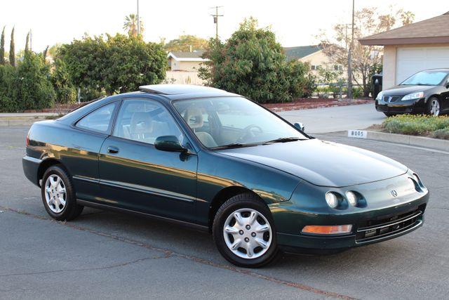 1997 Acura INTEGRA LS COUPE 98K ORIGINAL  MLS SERVICE RECORDS EXTRA CLEAN Woodland Hills, CA 9
