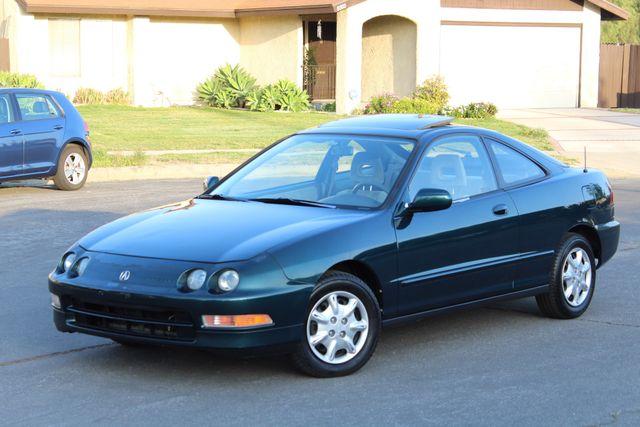 1997 Acura INTEGRA LS COUPE 98K ORIGINAL  MLS SERVICE RECORDS EXTRA CLEAN Woodland Hills, CA 1