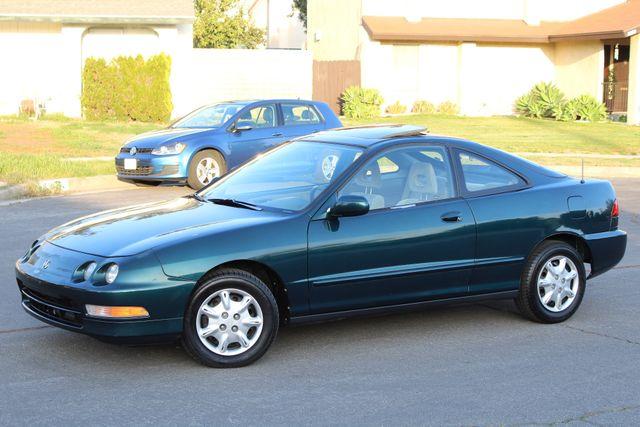 1997 Acura INTEGRA LS COUPE 98K ORIGINAL  MLS SERVICE RECORDS EXTRA CLEAN Woodland Hills, CA 2