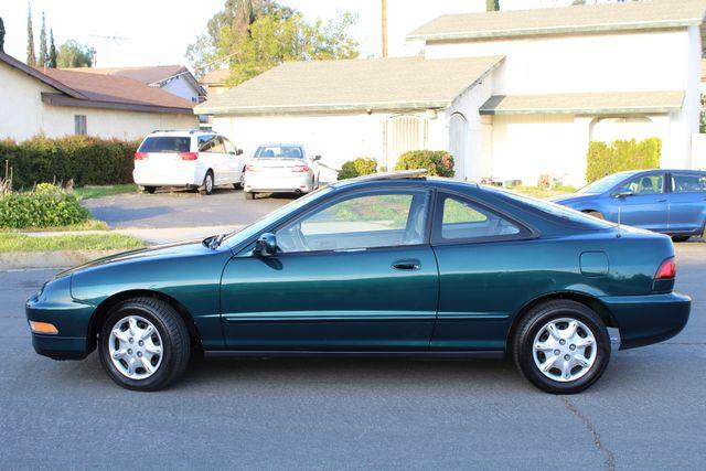 1997 Acura INTEGRA LS COUPE 98K ORIGINAL  MLS SERVICE RECORDS EXTRA CLEAN Woodland Hills, CA 3