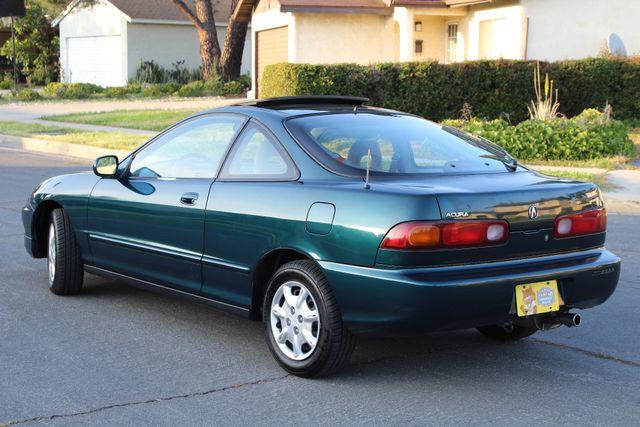 1997 Acura INTEGRA LS COUPE 98K ORIGINAL  MLS SERVICE RECORDS EXTRA CLEAN Woodland Hills, CA 4