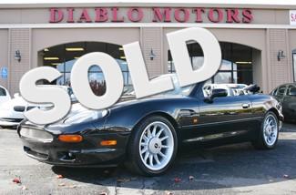 1997 Aston Martin Lagonda DB7 Convertible San Ramon, California