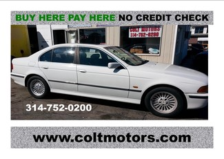 1997 BMW 5-Series 540IA St. Louis, Missouri 0