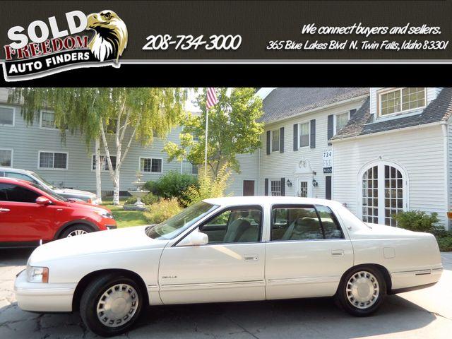 1997 Cadillac Deville  | Twin Falls, ID | Freedom Auto Finders in Twin Falls ID