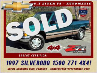 1997 Chevrolet C/K 1500 Silverado Ext Cab 4x4 Z71 Mooresville , NC