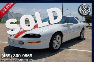 1997 Chevrolet Camaro SS 30th Ann. Ed. ONLY 58K Miles in Garland