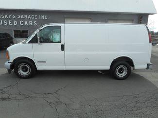 1997 Chevrolet Chevy Cargo Van 2.5i Prem New Windsor, New York 9