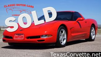 1997 Chevrolet Corvette in Lubbock Texas