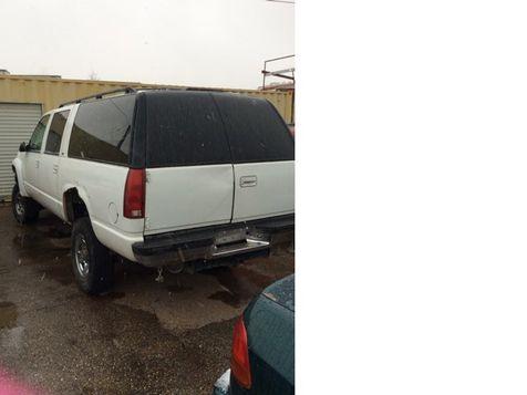 1997 Chevrolet Suburban 2500 Base in Salt Lake City, UT