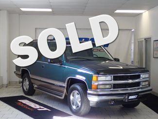1997 Chevrolet Tahoe LS Lincoln, Nebraska