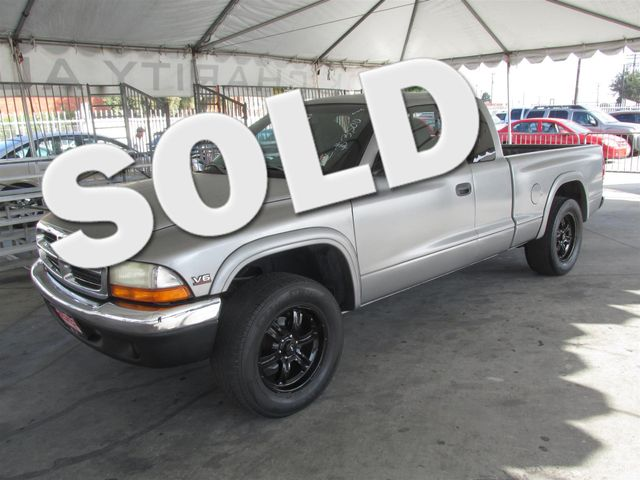 1997 Dodge Dakota Please call or e-mail to check availability All of our vehicles are available