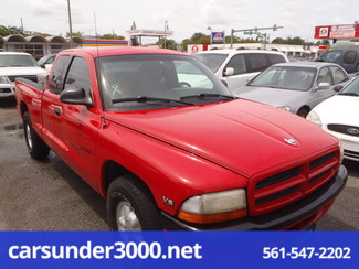 1997 Dodge Dakota Lake Worth , Florida