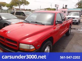 1997 Dodge Dakota Lake Worth , Florida 1