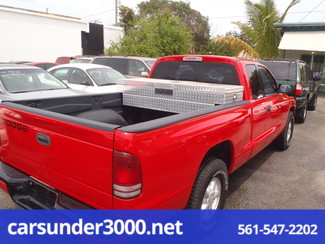 1997 Dodge Dakota Lake Worth , Florida 3