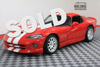 1997 Dodge VIPER HENNESSEY UPGRADED GTS | Denver, Colorado | Worldwide Vintage Autos in Denver Colorado