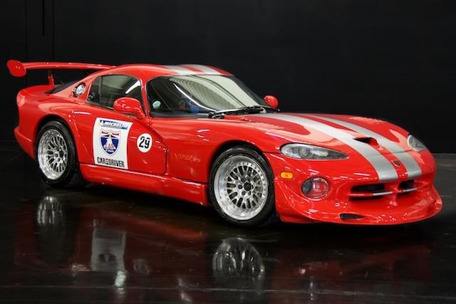 1997 Dodge Viper  | Milpitas, California | NBS Auto Showroom