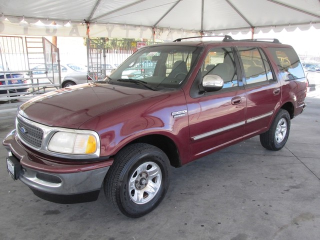 1997 Ford Expedition XLT This particular Vehicles true mileage is unknown TMU Please call or e-