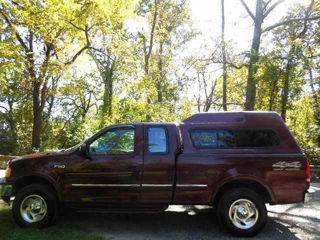 1997 Ford F-150 XLT Leesburg, Virginia 6