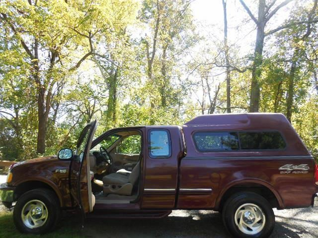 1997 Ford F-150 XLT Leesburg, Virginia 7