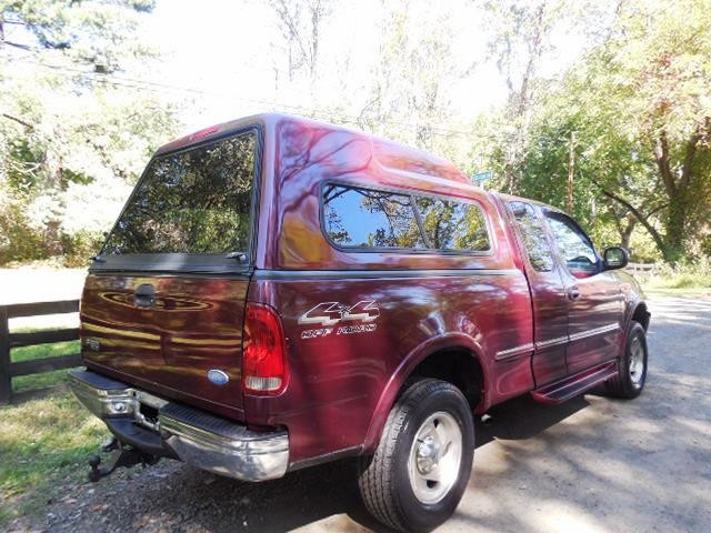 1997 Ford F-150 XLT Leesburg, Virginia 2