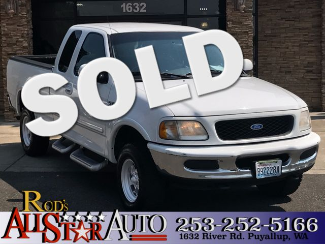 1997 Ford F-150 4WD The CARFAX Buy Back Guarantee that comes with this vehicle means that you can