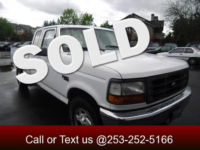 1997 Ford F-250 HD XL The CARFAX Buy Back Guarantee that comes with this vehicle means that you ca
