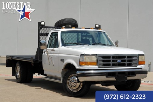 1997 Ford F-350 Chassis Cab