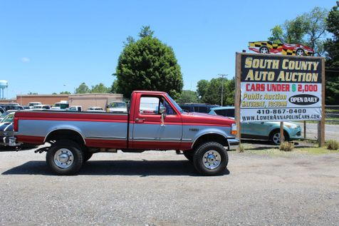 1997 Ford F-350 XLT in Harwood, MD