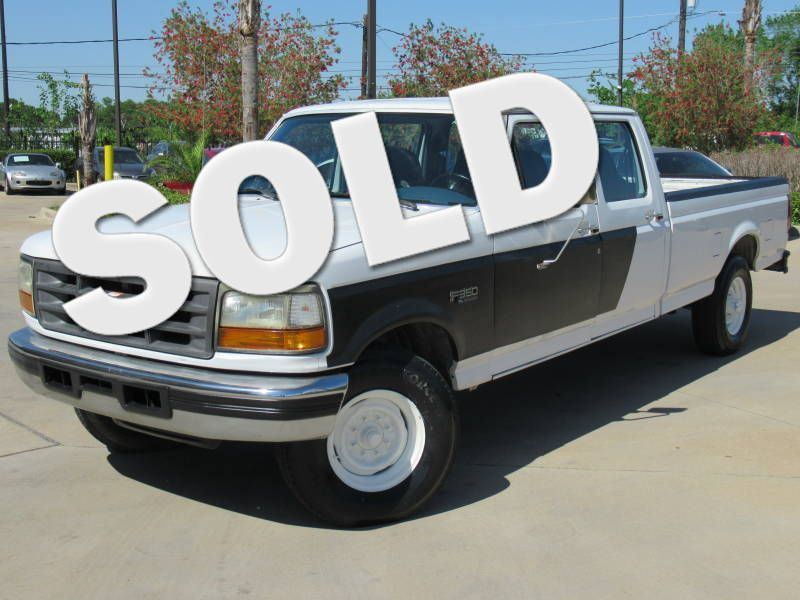 1997 Ford F-350 XL  | Houston, TX | American Auto Centers in Houston TX