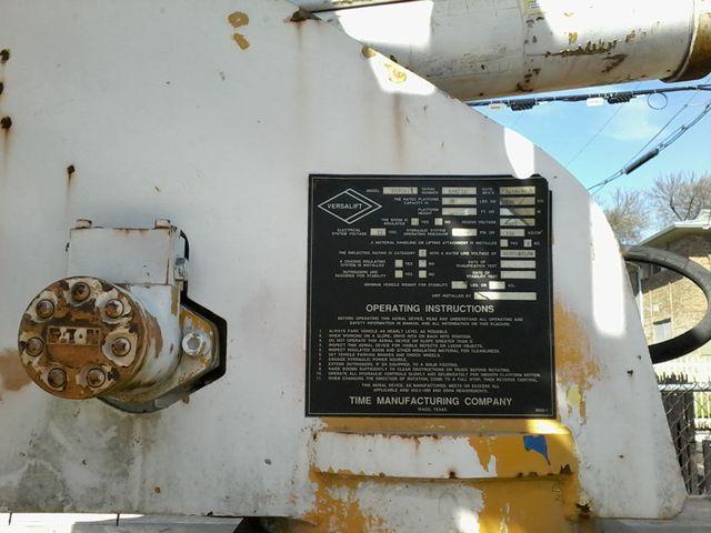 1997 Ford F-Super Duty Chassis Cab bucket Lift Truck San Antonio, Texas 6
