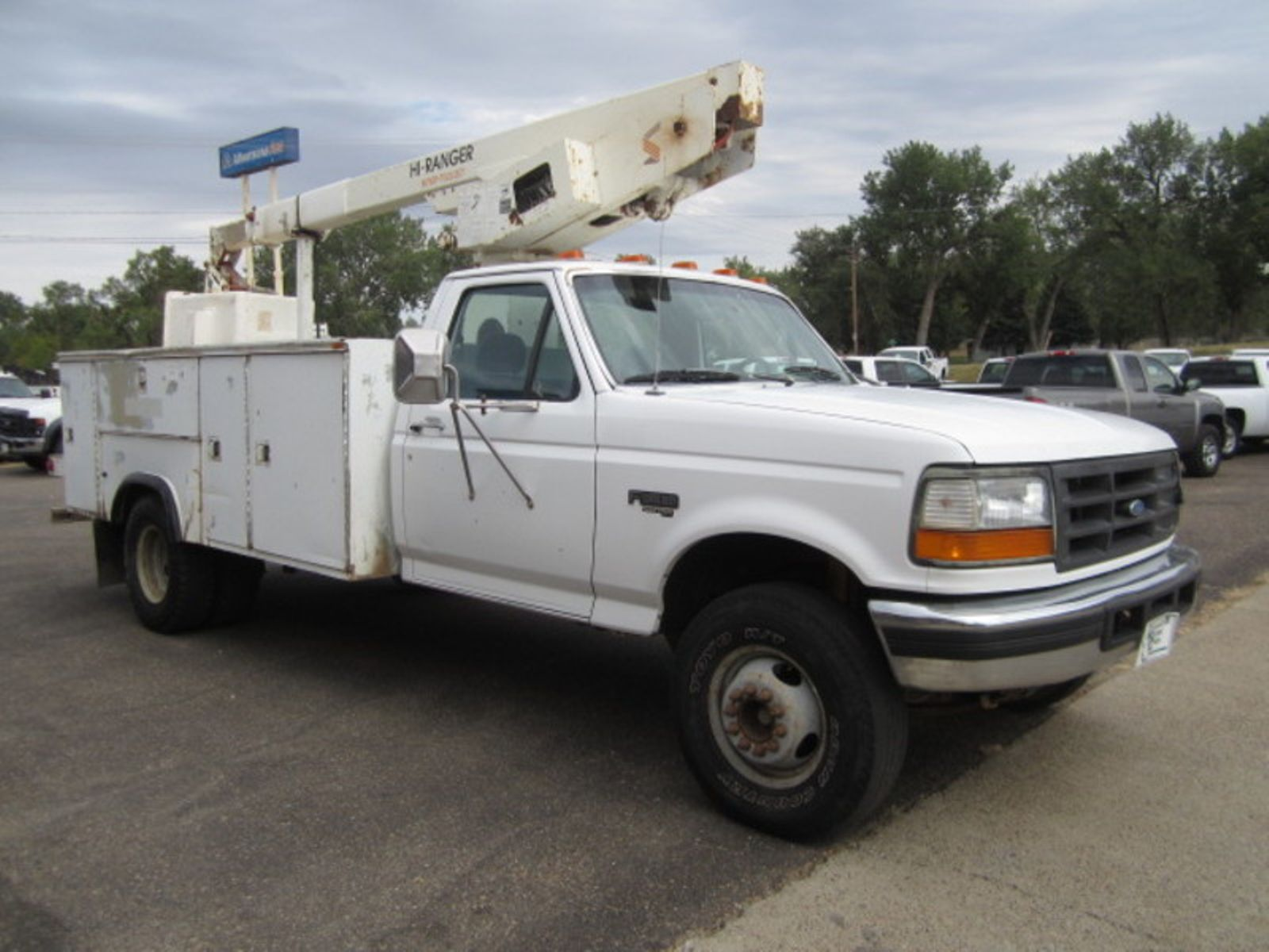 utility used pa sale in for xl fairless hills ford service truck