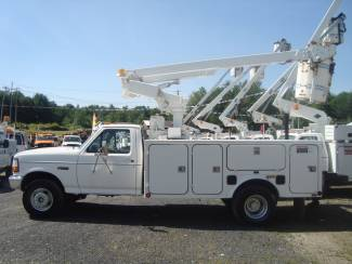 1997 Ford F450 Hoosick Falls, New York 4