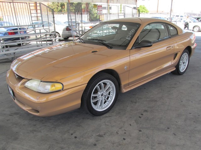 1997 Ford Mustang Please call or e-mail to check availability All of our vehicles are available