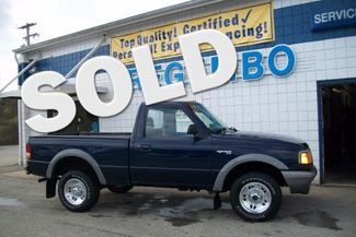 1997 Ford Ranger 4x4 XLT Bentleyville, Pennsylvania