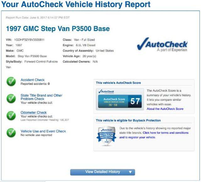 1997 GMC P Forward Control Chassis 2WD San Antonio , Texas 11