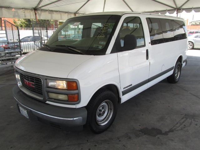 1997 GMC Savana Passenger This particular Vehicle comes with 3rd Row Seat Please call or e-mail t