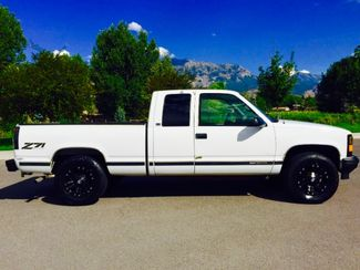 1997 GMC Sierra 1500 Ext. Cab 6.5-ft. Bed 4WD LINDON, UT 1