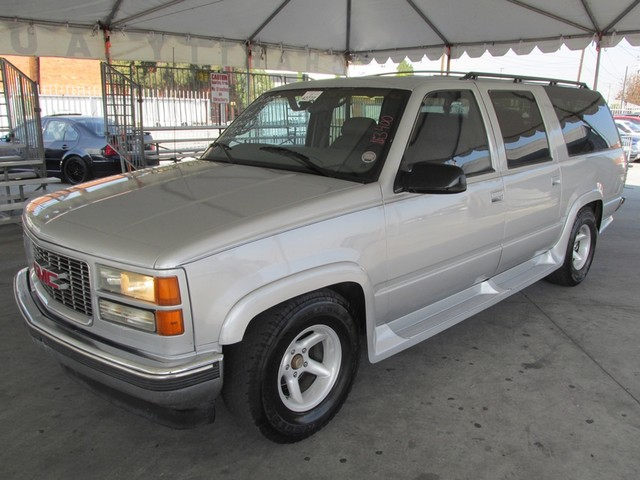 1997 GMC Suburban This particular Vehicles true mileage is unknown TMU Please call or e-mail to