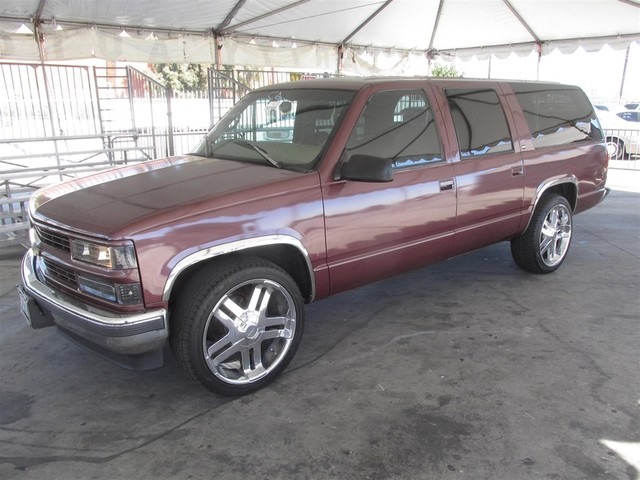 1997 GMC Suburban This particular Vehicle comes with 3rd Row Seat Please call or e-mail to check