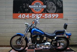 1997 Harley Davidson FXSTS Softail Springer Jackson, Georgia 6