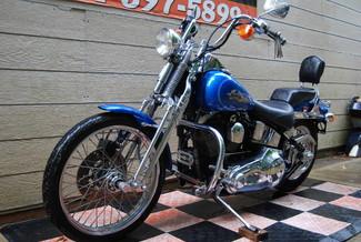 1997 Harley Davidson FXSTS Softail Springer Jackson, Georgia 7