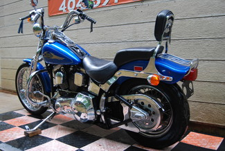 1997 Harley Davidson FXSTS Softail Springer Jackson, Georgia 8