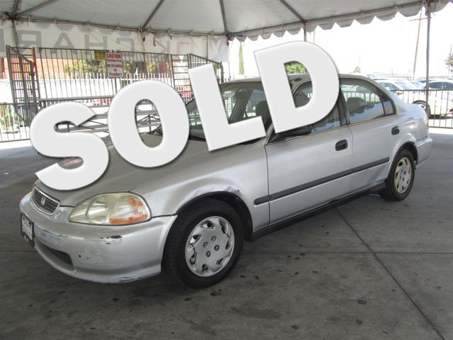 1997 Honda Civic LX This particular Vehicles true mileage is unknown TMU Please call or e-mail