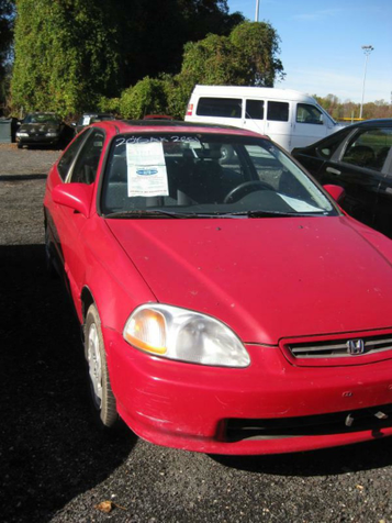 1997 Honda Civic EX in Harwood, MD