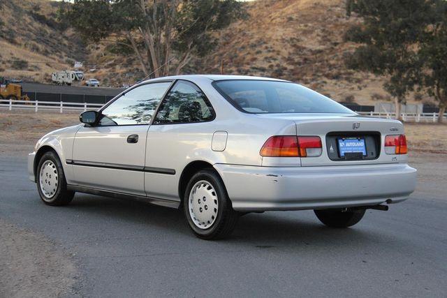 1997 Honda Civic DX Santa Clarita, CA 5